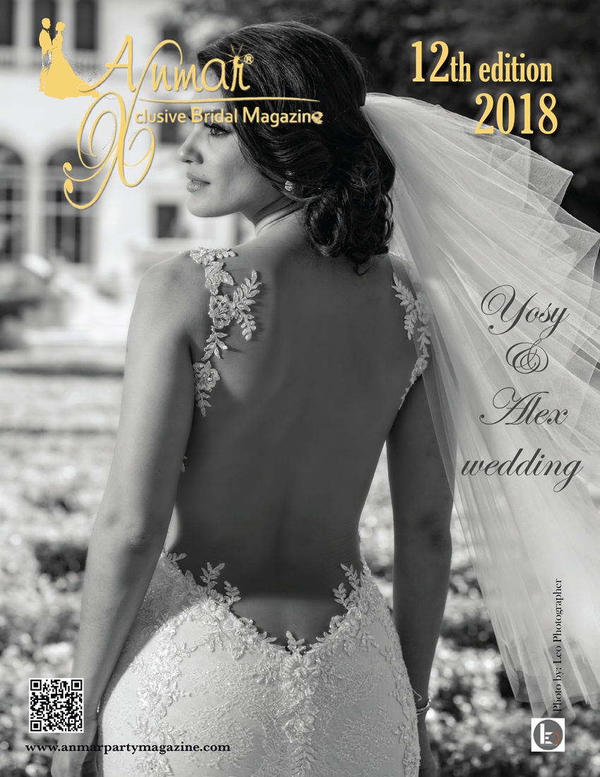 Anmar Xclusive Bridal Magazine No 12th Edition on 32nd