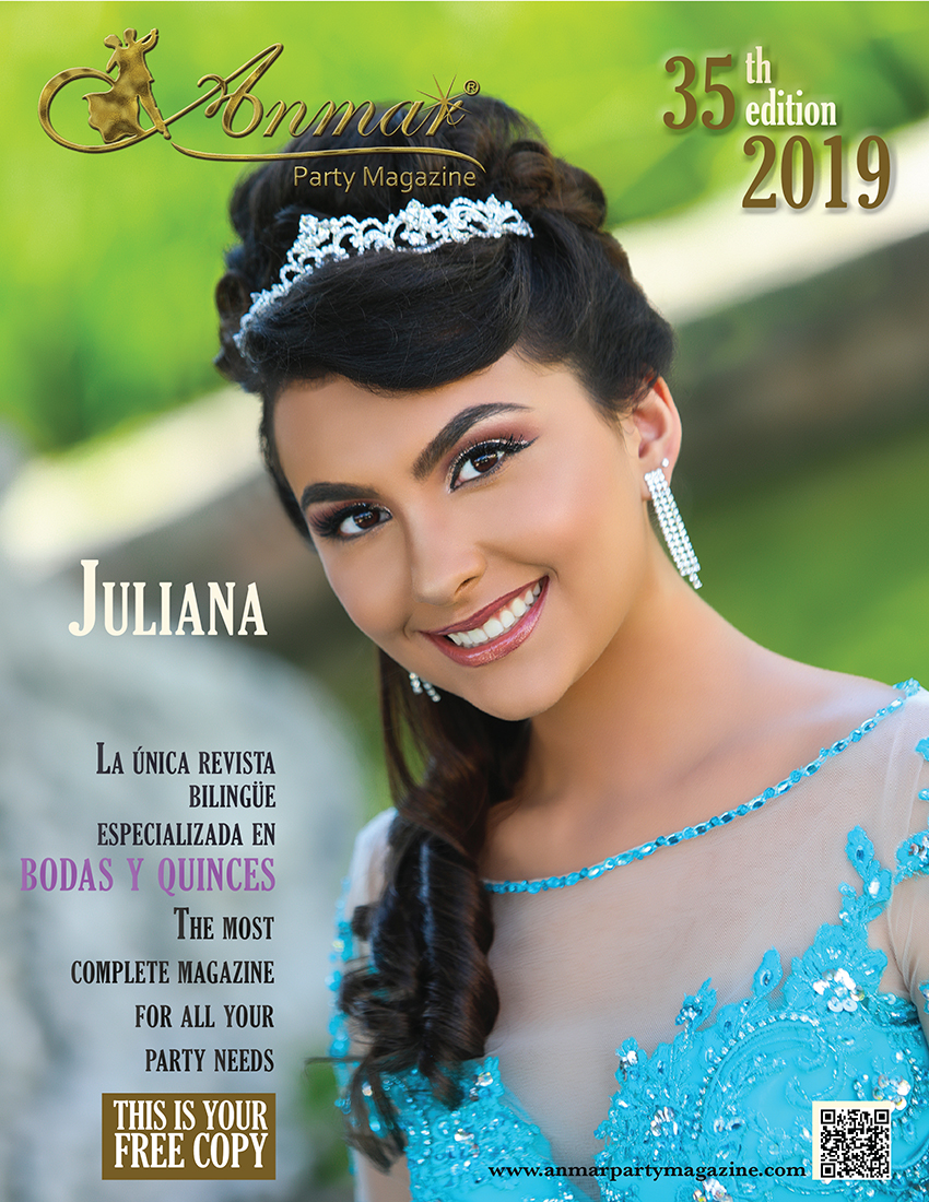 Anmar Party Magazine #35th Spring 2019 Editions all 3