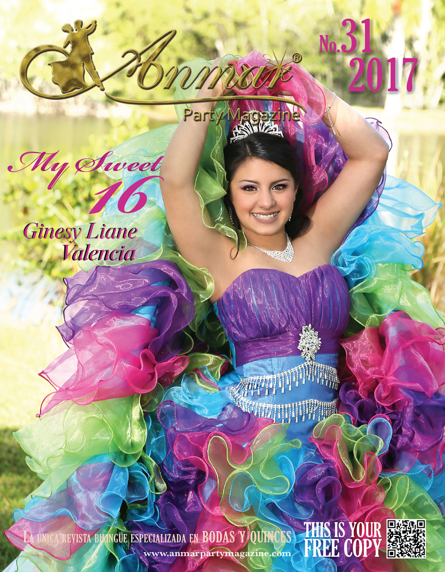 Anmar Party Magazine No 31th  Edition