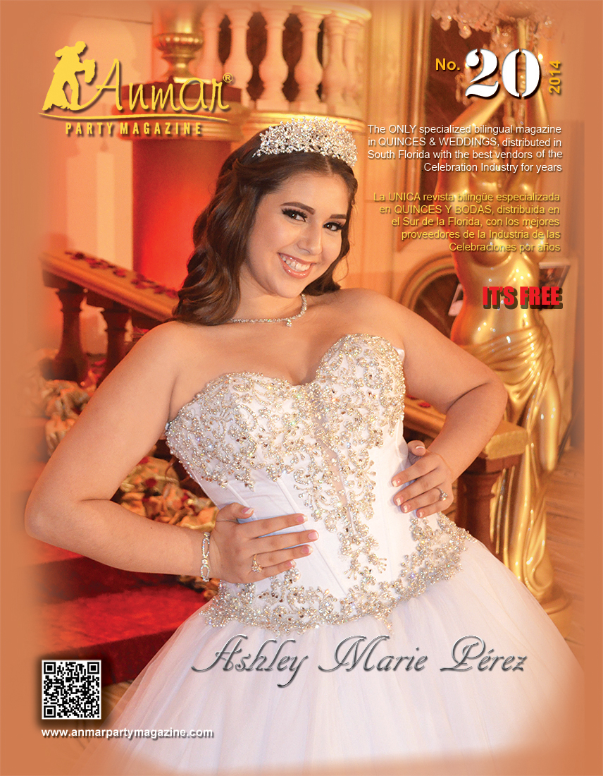 Social Event Front  Cover Ashley Marie Perez
