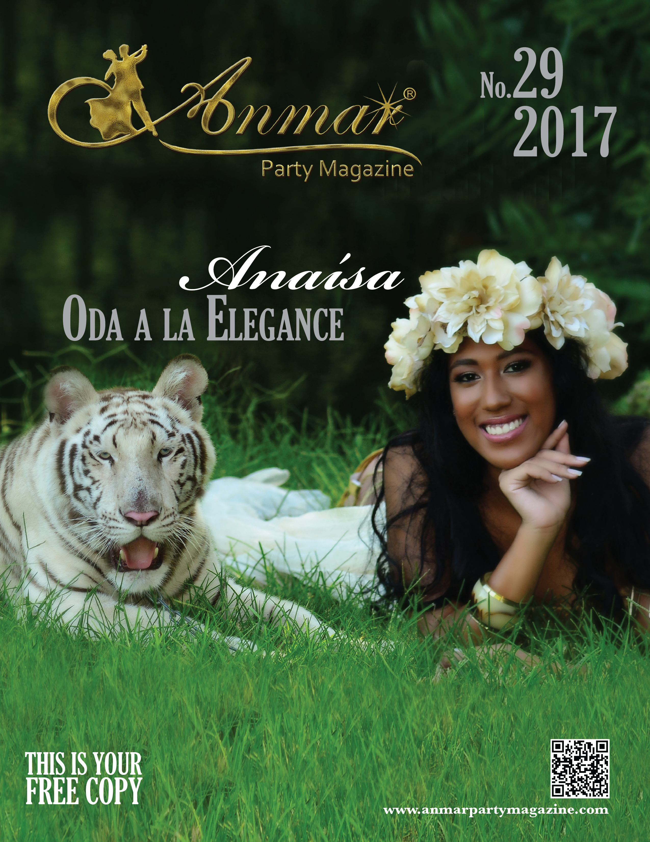 Anmar Party Magazine 29th Edition