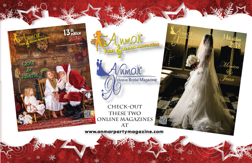 Anmar Party Magazine 34th Winter / Holiday Edition